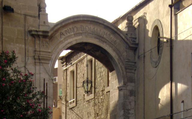 Porta Adinolfo - Mineo