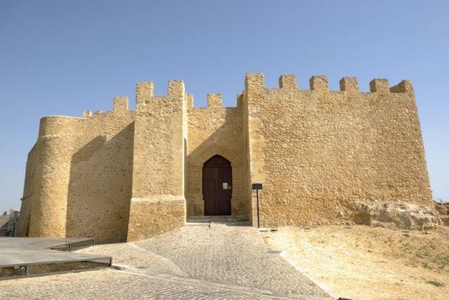 Il Castello dei Chiaromonte - Naro (AG)