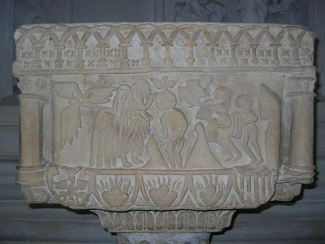 Un reperto normanno custodito nella Chiesa di Santa Caterina a Naro (AG)