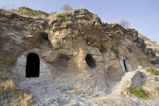 La necropoli sicana di Sant'Angelo Muxaro