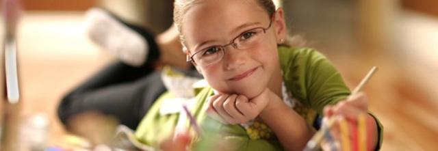 Sta per iniziare la scuola, è il momento ideale per far controllare la vista ai propri figli...