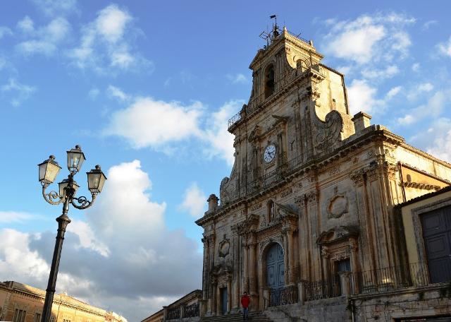 Chiesa di San Sebastiano - Palazzolo Acreide