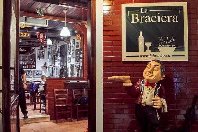 """Ristorante-Pizzeria """"La Braciera"""" di Palermo"""