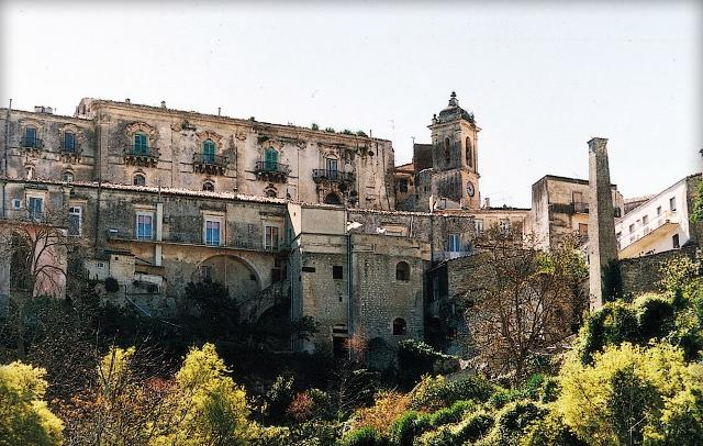 L'Antica Filanda Donnafugata di Ragusa Ibla