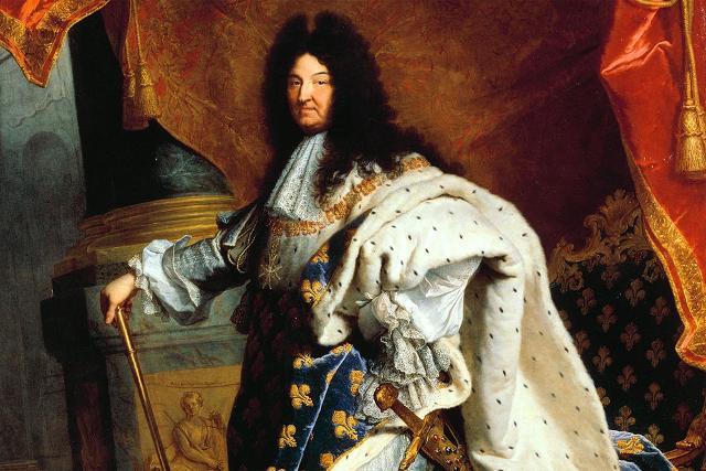 Luigi XIV: Re Sole... di Sicilia?