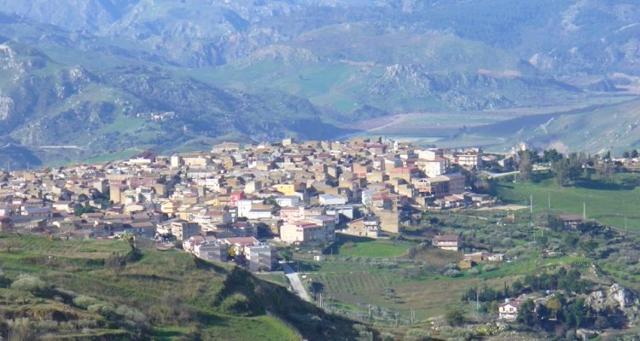 Panorama di San Biagio Platani
