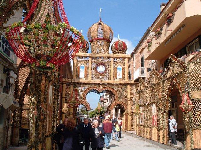 Gli Archi di San Biagio Platani