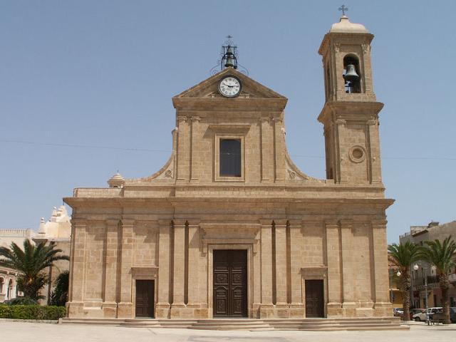 Chiesa Madre di Santa Croce Camerina consacrata a Maria Vergine