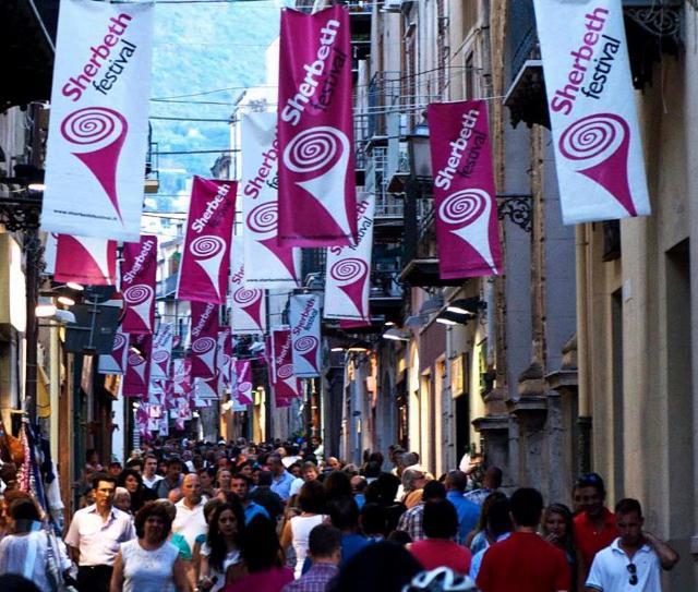 Sherbeth Festival, il gusto dell'eccellenza a Palermo
