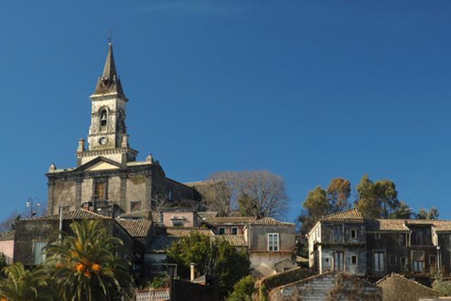 La Chiesa Madre, dedicata a San Nicola di Bari - Trecastagni