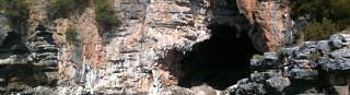 Cattedrale di pietra. La Grotta della Molara
