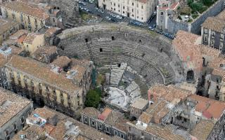 Riapre l'Odeon di Catania