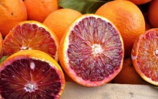L'Arancia Rossa di Sicilia nei mercati asiatici