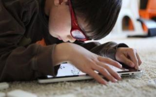 Computer, Tablet e Smartphone fanno male alla vista ?