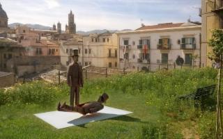 Il quartiere Capo rivive con la comicità di Franco e Ciccio