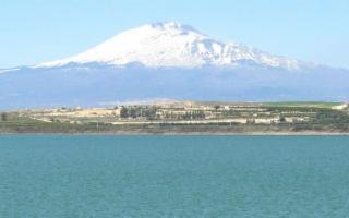 L'antico Lago del Biviere di Lentini