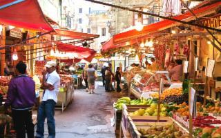 Ballarò, il mercato più antico di Palermo