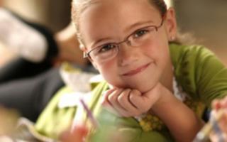 L'inizio della scuola è il momento ideale per far controllare la vista ai propri figli