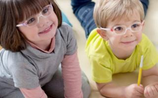 Come scoprire se il tuo bambino ha problemi alla vista