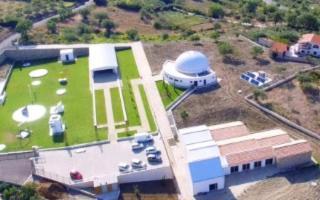 In Sicilia uno dei più grandi  parchi astronomici del mondo