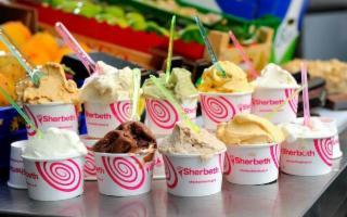 Palermo (pure) capitale del gelato: torna lo Sherbeth Festival