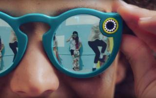 Spectacles, gli occhiali di Snapchat