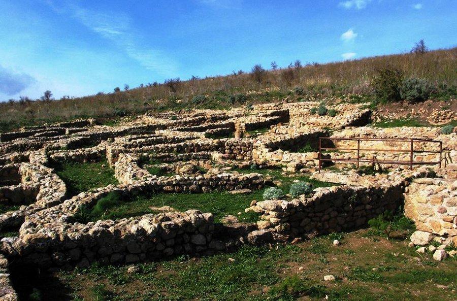 Area Archeologica di Monte Sabucina
