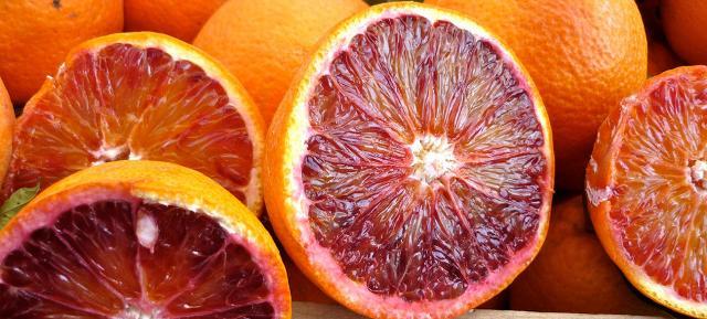 Arance rosse di Lentini