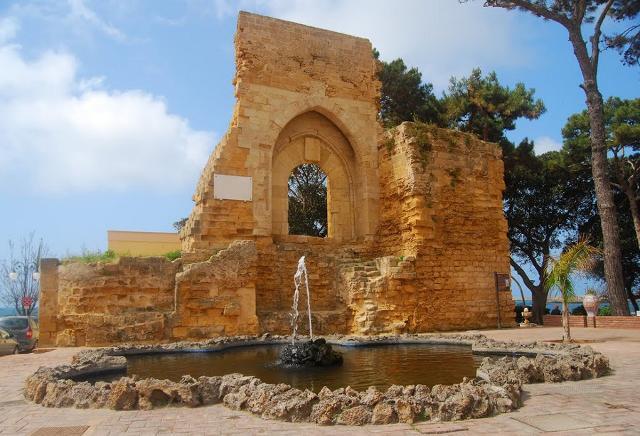 L'Arco normanno di Piazza Mokarta a Mazara del Vallo