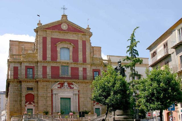 Chiesa del Collegio (o di Sant'Agata) - Caltanissetta