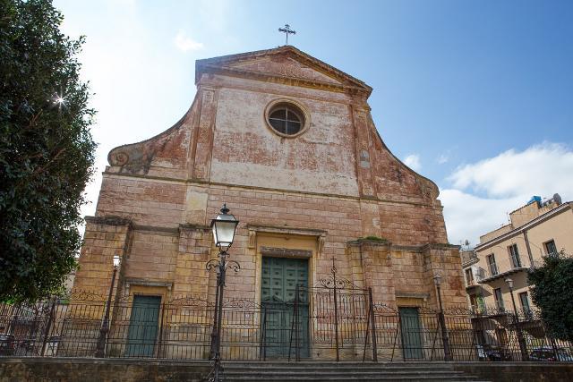 Chiesa della Natività di Maria a Castelbuono (PA)