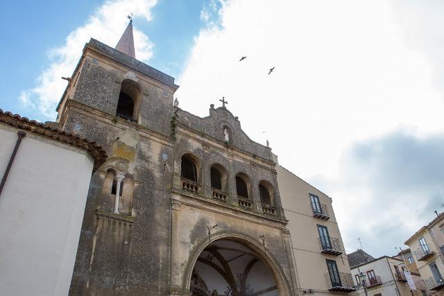 Chiesa e del Convento di San Francesco a Castelbuono (PA)