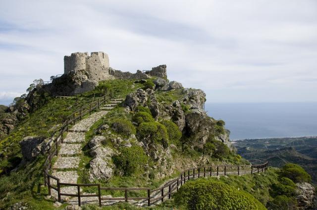 Castello Belvedere di Fiumedinisi