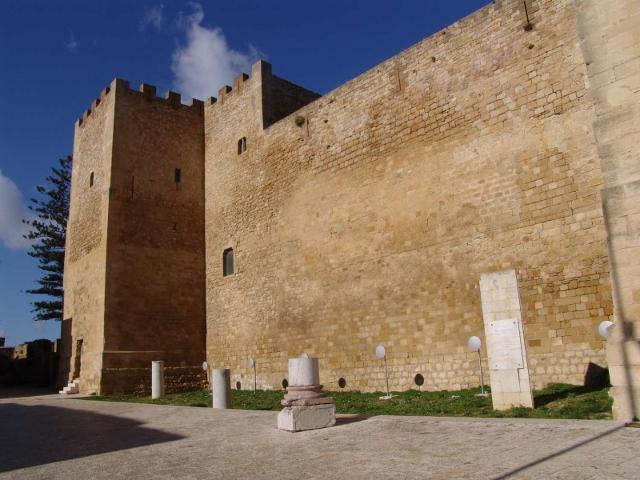 Il Castello Normanno di Salemi