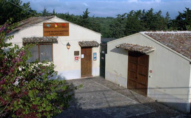 Il Centro regionale per il recupero della fauna selvatica di Ficuzza