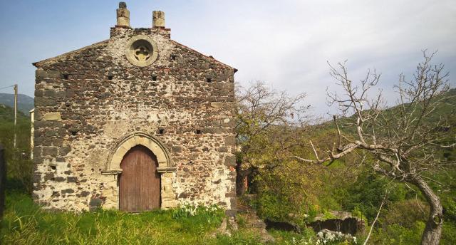 Chiesa di San Nicola - Castiglione di Sicilia (CT)