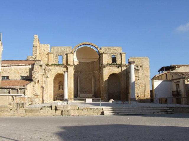 Salemi, Piazza Alicia
