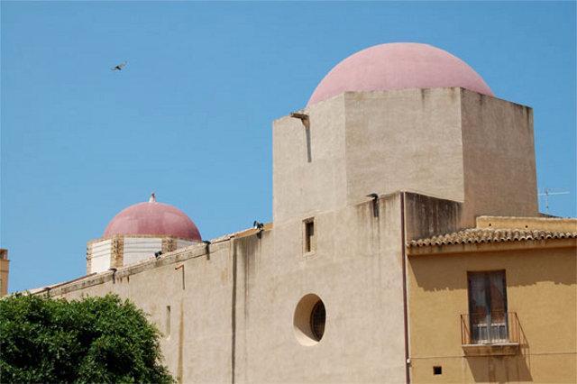 La Chiesa sconsacrata di Sant'Egidio che ospita il Museo del Satiro - Mazara del Vallo