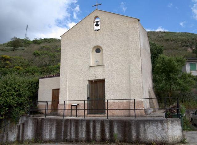La Chiesetta di Santa Croce a Baucina