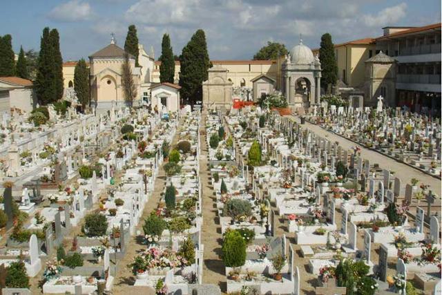 Immancabile appuntamento per i siciliani è la tradizionale visita al cimitero per ricordare i propri cari...
