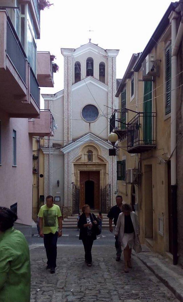 Chiesa del Colleggio di Maria a Baucina