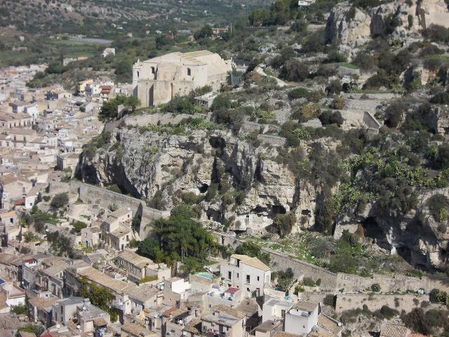 La cava di San Bartolomeo - Scicli (RG)