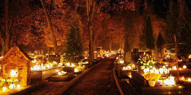 La notte di Ognissanti in Sicilia