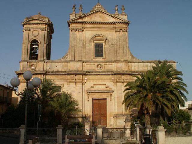 La Chiesa Madre di Giarratana