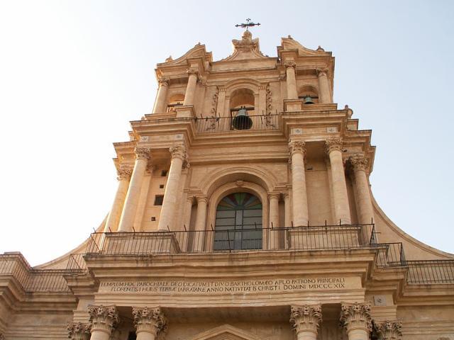 La chiesa di San Bartolomeo Apostolo - Giarratana