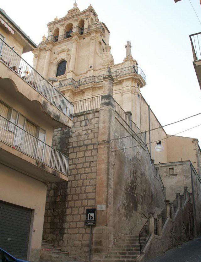 La Basilica di Sant'Antonio Abate - Giarratana
