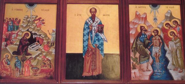 Icone bizantine - Piana degli Albanesi (PA)