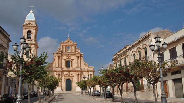 Chiesa dell'Annunziata - Ispica