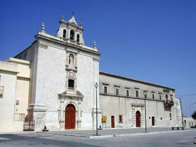 Chiesa ed ex Convento del Carmine ad Ispica