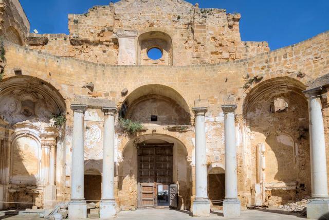 La chiesa di Sant'Ignazio - Mazara del Vallo